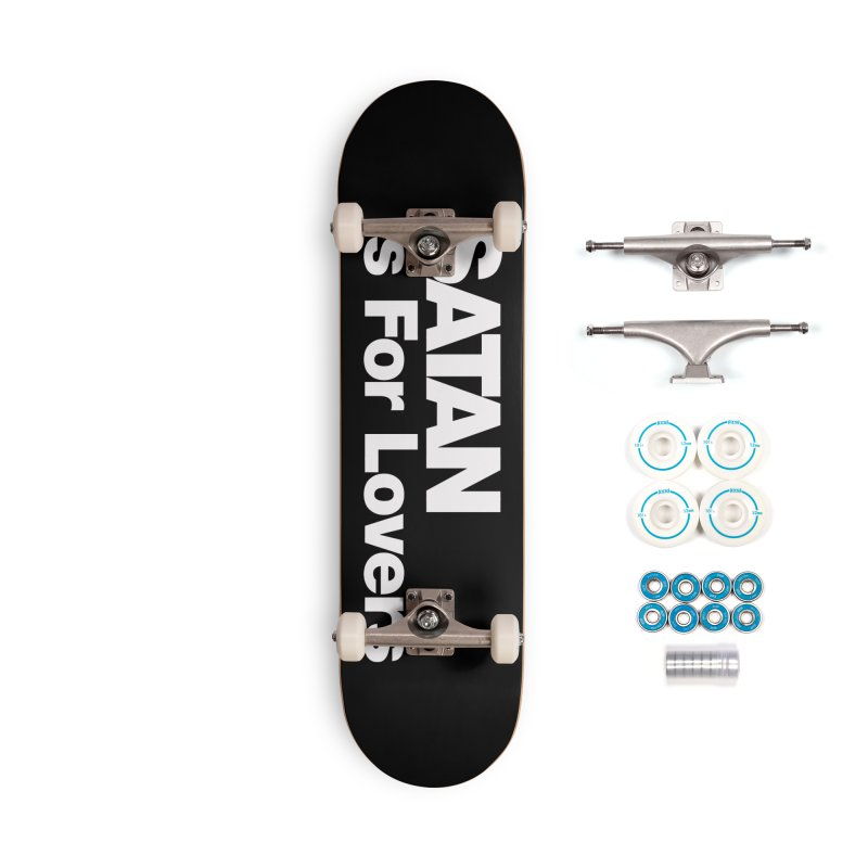 For lovers Accessories Complete - Basic Skateboard by Sp3ktr's Artist Shop