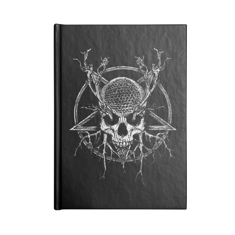 HIVE MIND Accessories Notebook by Sp3ktr's Artist Shop