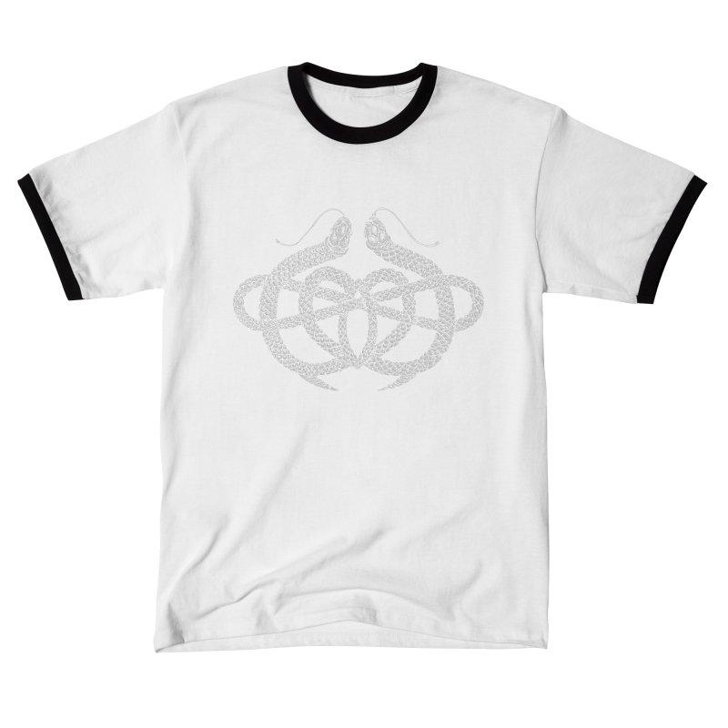 snake me knot Men's T-Shirt by Sp3ktr's Artist Shop