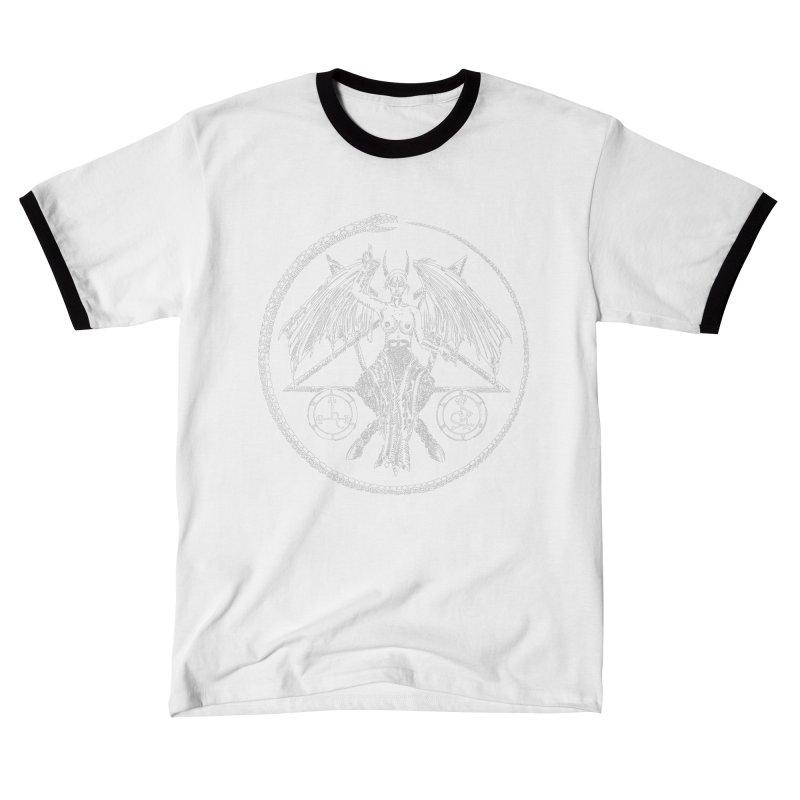 Baphomet Men's T-Shirt by Sp3ktr's Artist Shop