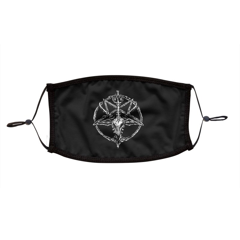 BAPHOMET_SIGIL Accessories Face Mask by Sp3ktr's Artist Shop