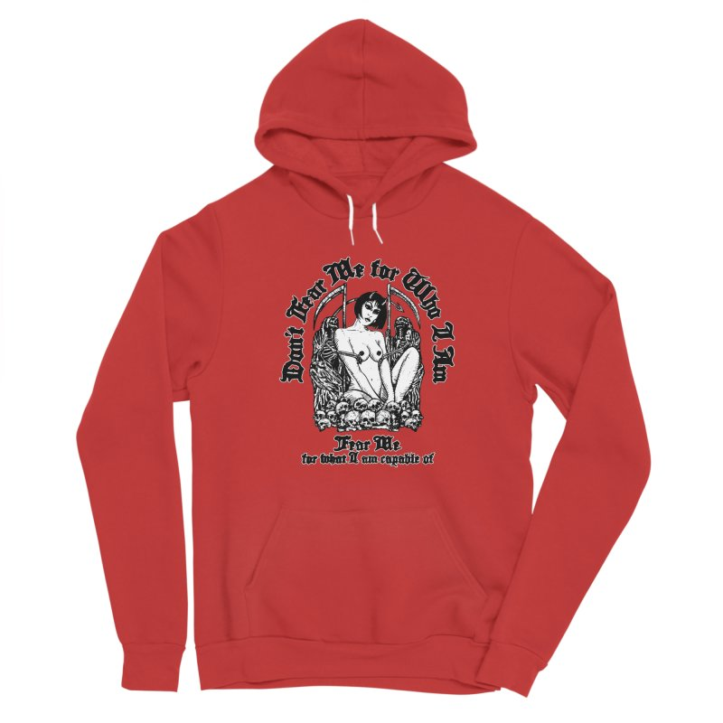 FEAR ME Men's Pullover Hoody by Sp3ktr's Artist Shop