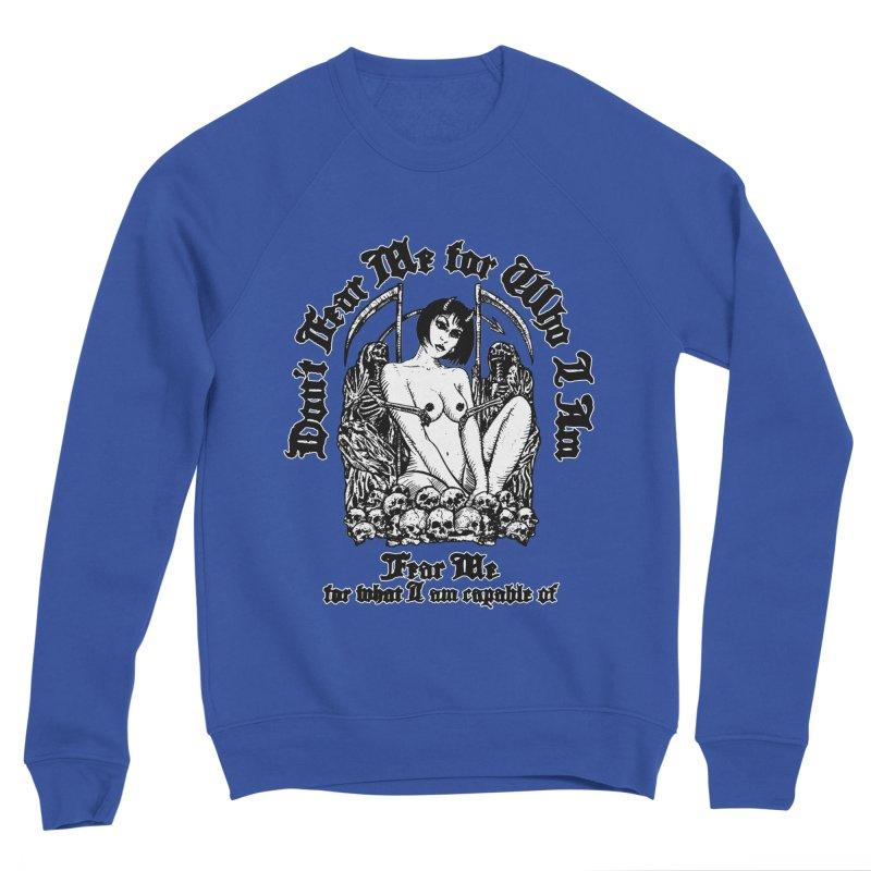 FEAR ME Men's Sweatshirt by Sp3ktr's Artist Shop
