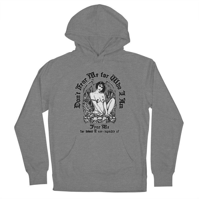 FEAR ME Women's Pullover Hoody by Sp3ktr's Artist Shop