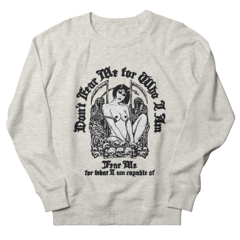 FEAR ME Women's Sweatshirt by Sp3ktr's Artist Shop