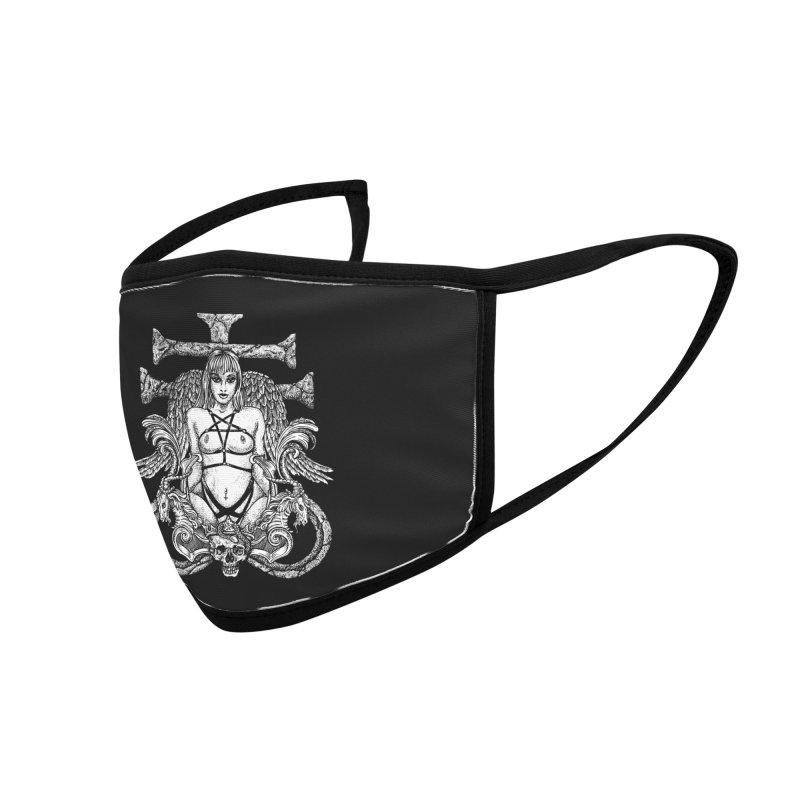 lucifer Accessories Face Mask by Sp3ktr's Artist Shop