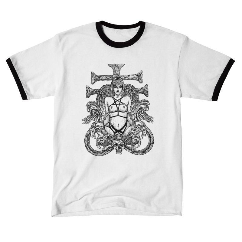 lucifer Men's T-Shirt by Sp3ktr's Artist Shop