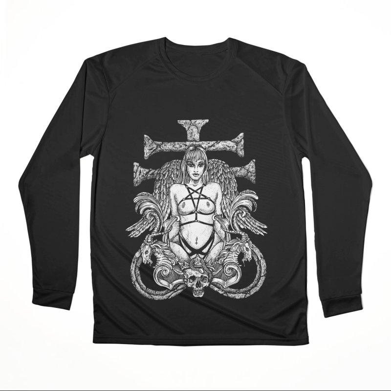 lucifer Women's Longsleeve T-Shirt by Sp3ktr's Artist Shop