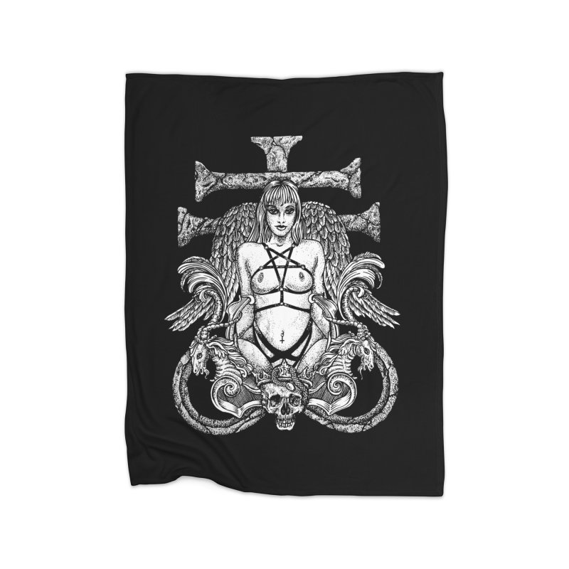 lucifer Home Blanket by Sp3ktr's Artist Shop