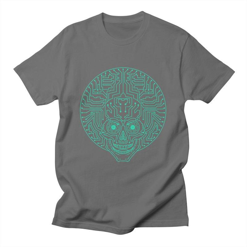 Neuro Funk Express Men's T-Shirt by Sp3ktr's Artist Shop