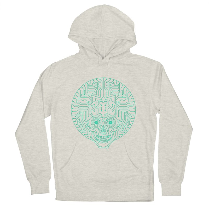 Neuro Funk Express Women's French Terry Pullover Hoody by Sp3ktr's Artist Shop