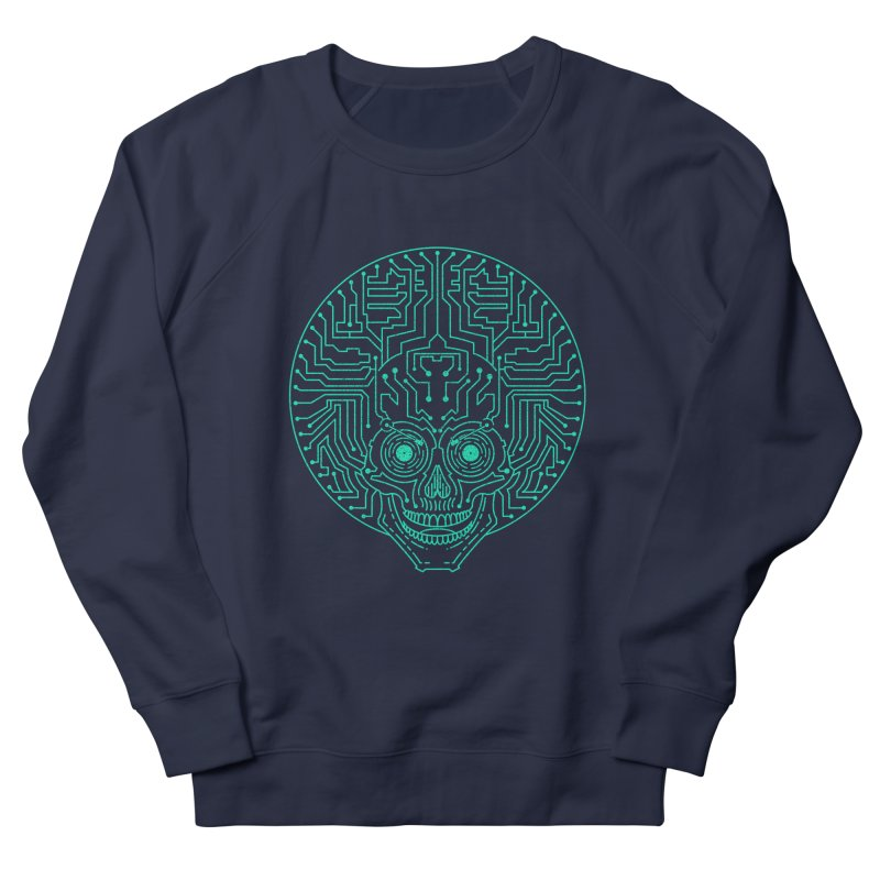 Neuro Funk Express Women's French Terry Sweatshirt by Sp3ktr's Artist Shop