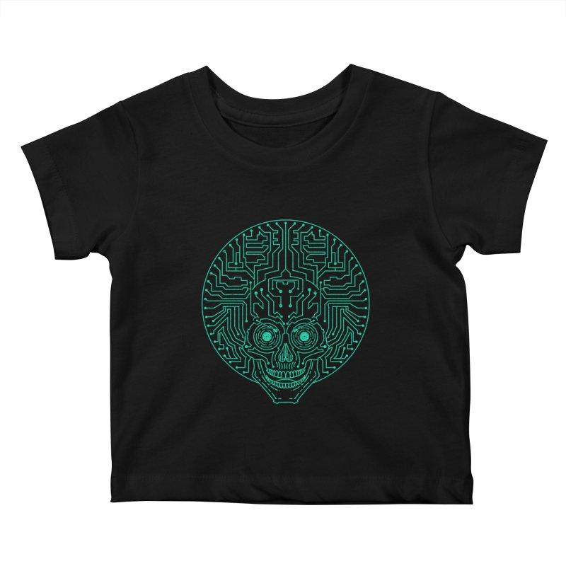 Neuro Funk Express Kids Baby T-Shirt by Sp3ktr's Artist Shop