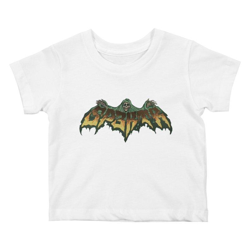 SP3KTR WRAITH Kids Baby T-Shirt by sp3ktr's Artist Shop