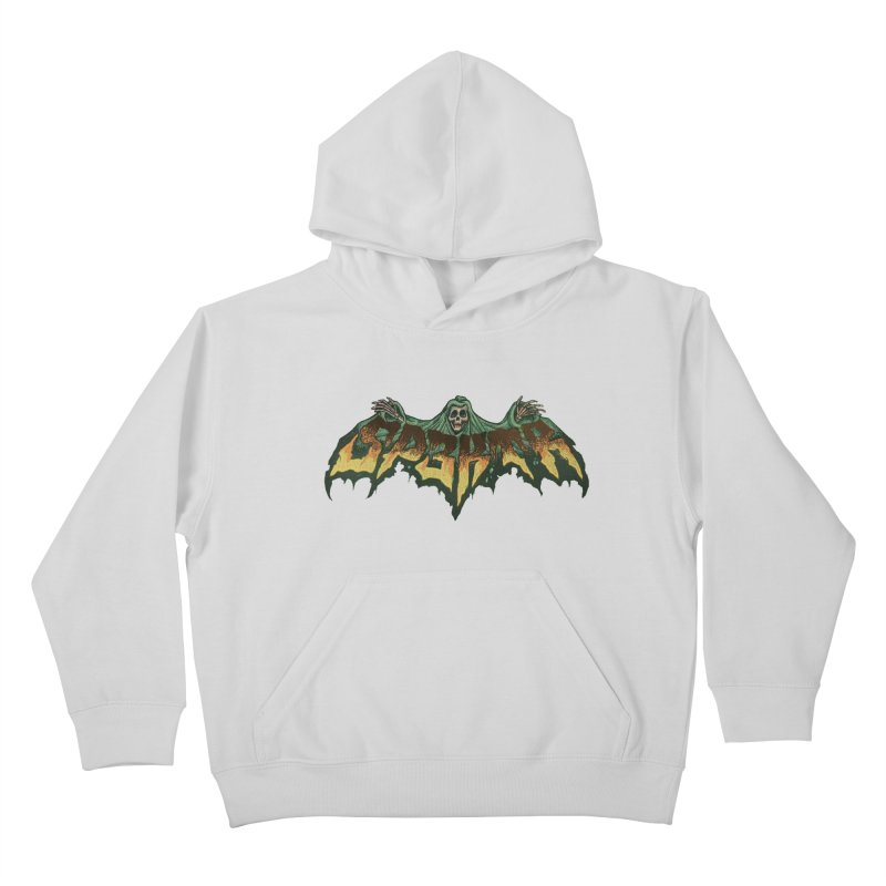 SP3KTR WRAITH Kids Pullover Hoody by Sp3ktr's Artist Shop