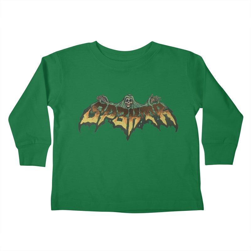 SP3KTR WRAITH Kids Toddler Longsleeve T-Shirt by Sp3ktr's Artist Shop
