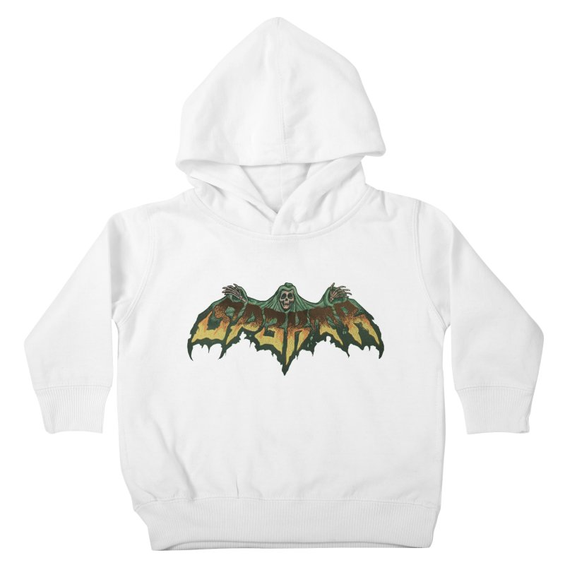SP3KTR WRAITH Kids Toddler Pullover Hoody by Sp3ktr's Artist Shop