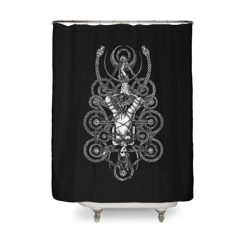 klipothic Home Shower Curtain by Sp3ktr's Artist Shop