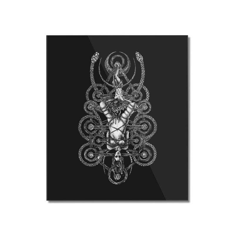 klipothic Home Mounted Acrylic Print by Sp3ktr's Artist Shop