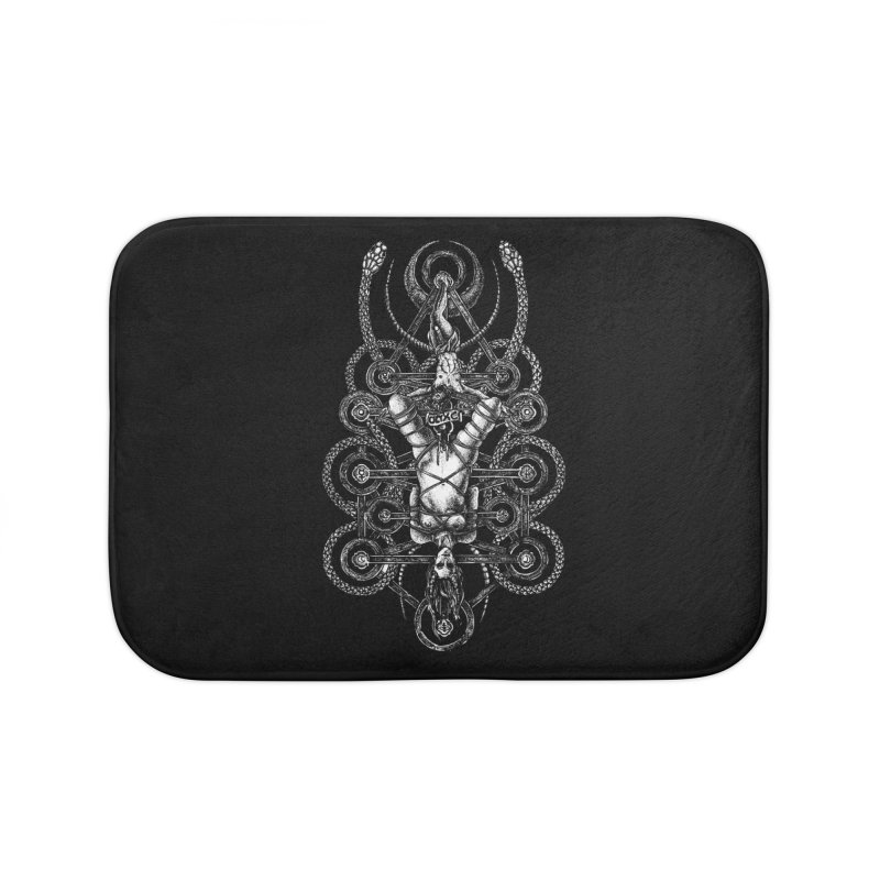 klipothic Home Bath Mat by Sp3ktr's Artist Shop