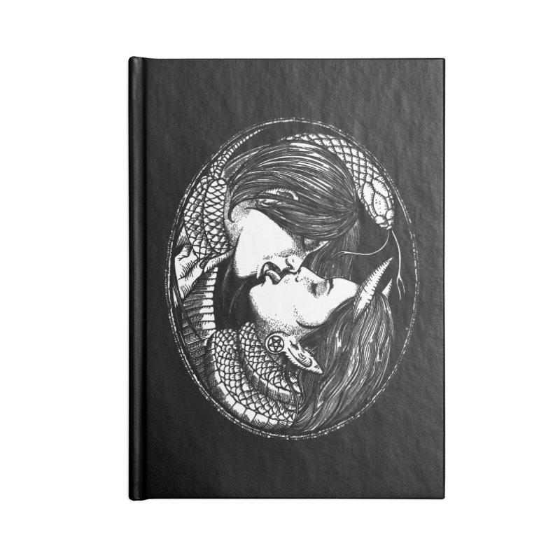 snakekiss Accessories Notebook by Sp3ktr's Artist Shop