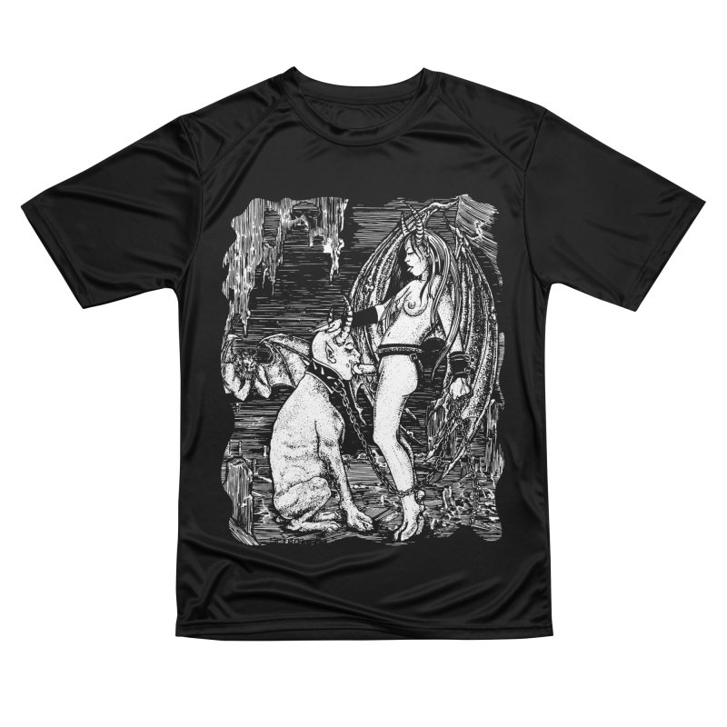 give a dog a bone Men's T-Shirt by Sp3ktr's Artist Shop