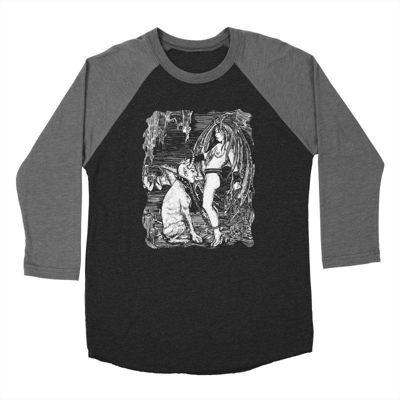give a dog a bone Women's Longsleeve T-Shirt by Sp3ktr's Artist Shop