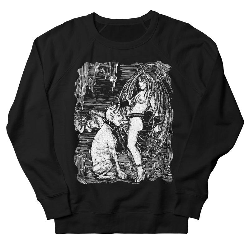give a dog a bone Men's Sweatshirt by Sp3ktr's Artist Shop