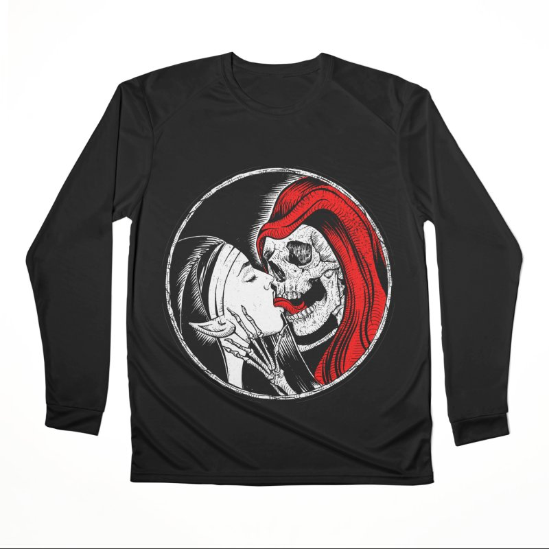 HOLO REAPER Women's Longsleeve T-Shirt by Sp3ktr's Artist Shop