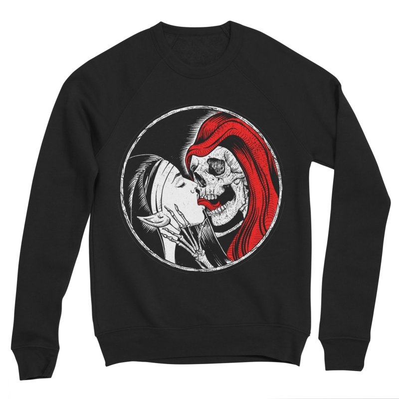 HOLO REAPER Men's Sweatshirt by Sp3ktr's Artist Shop