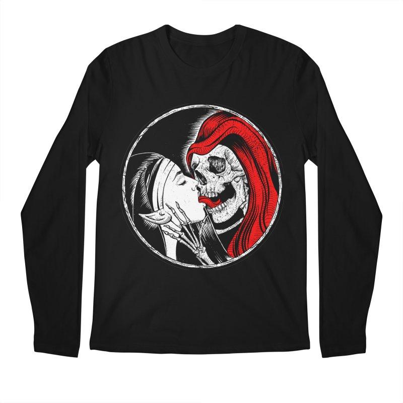 HOLO REAPER Men's Longsleeve T-Shirt by Sp3ktr's Artist Shop