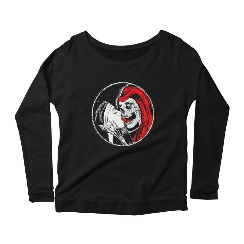 HOLO REAPER Women's Longsleeve T-Shirt by Sp3ktr's Artist Shop