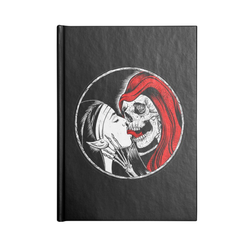 HOLO REAPER Accessories Notebook by Sp3ktr's Artist Shop