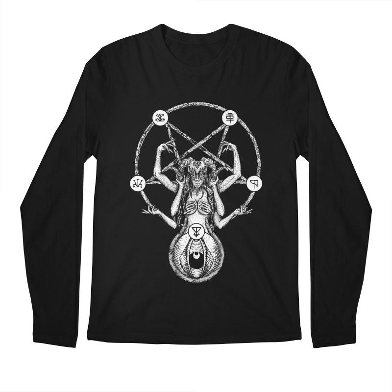 fortune teller Men's Longsleeve T-Shirt by Sp3ktr's Artist Shop