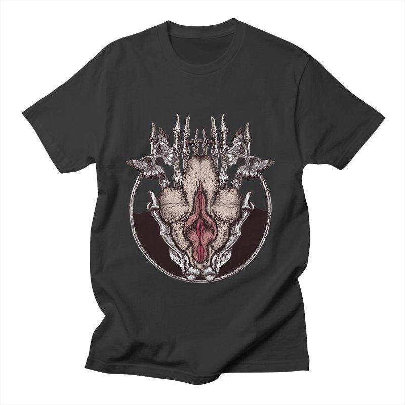 ocean flower Men's T-Shirt by Sp3ktr's Artist Shop