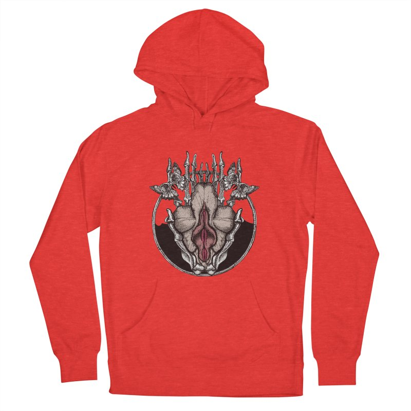 ocean flower Men's Pullover Hoody by Sp3ktr's Artist Shop