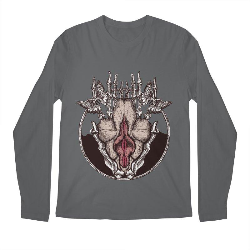 ocean flower Men's Longsleeve T-Shirt by Sp3ktr's Artist Shop