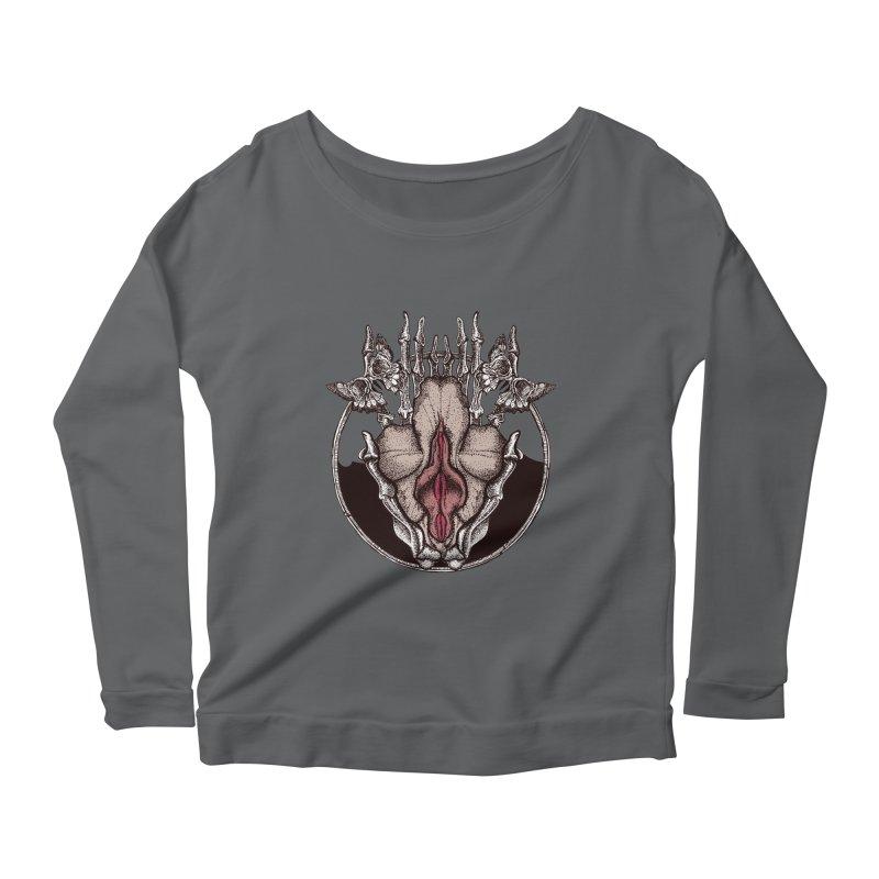 ocean flower Women's Longsleeve T-Shirt by Sp3ktr's Artist Shop