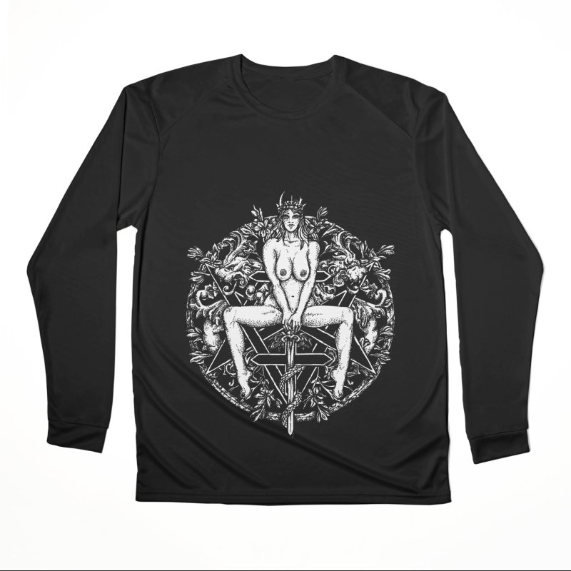 lucifuria Men's Longsleeve T-Shirt by Sp3ktr's Artist Shop