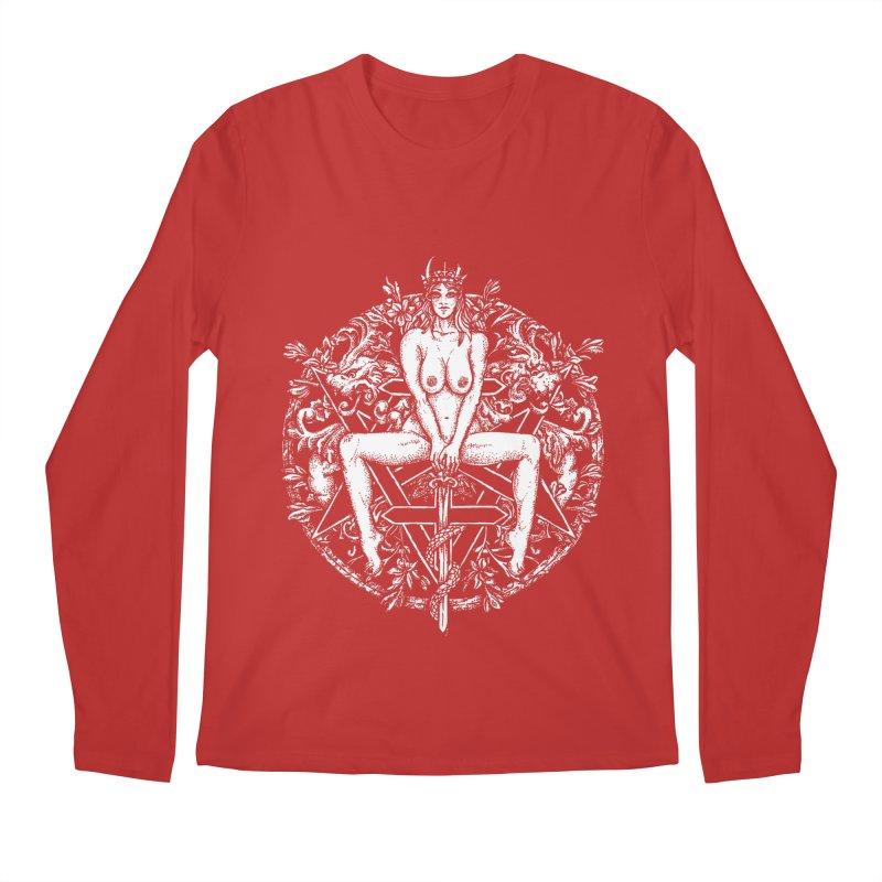 lucifuria Men's Longsleeve T-Shirt by Sp3ktr's Artist Shop
