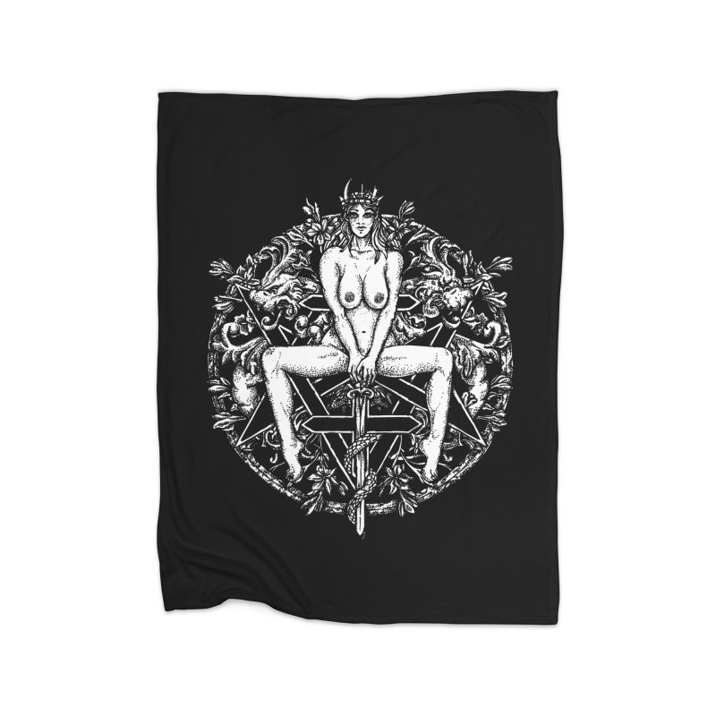 lucifuria Home Blanket by Sp3ktr's Artist Shop