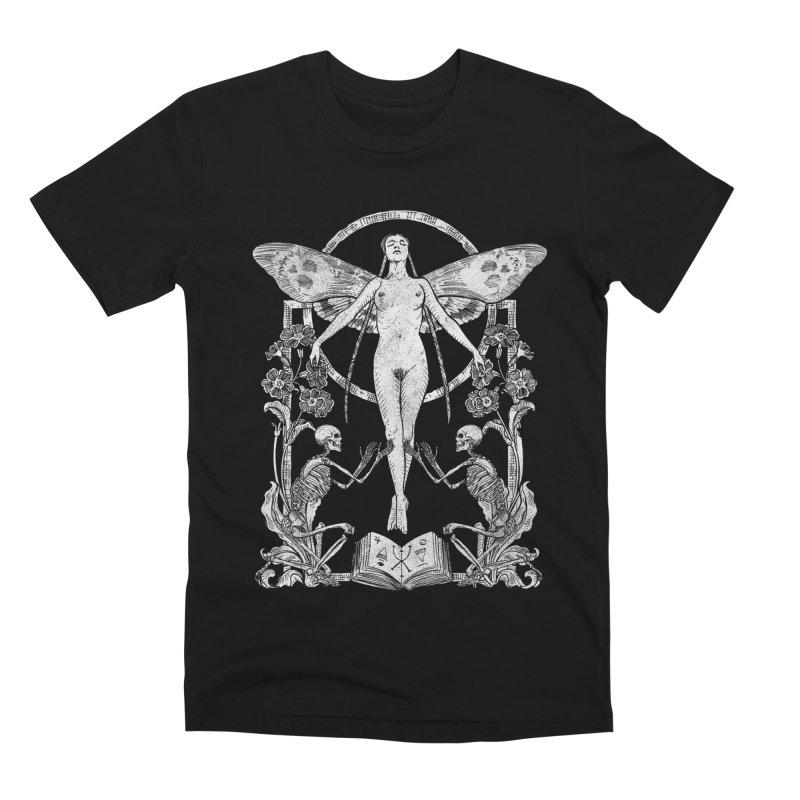 Reading Rainbow Men's Premium T-Shirt by sp3ktr's Artist Shop