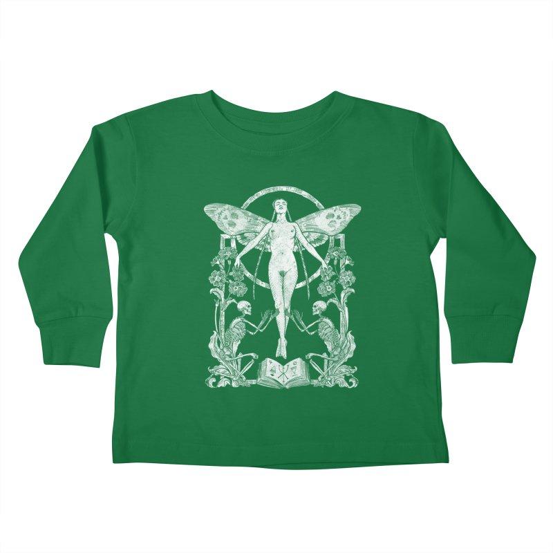 Reading Rainbow Kids Toddler Longsleeve T-Shirt by sp3ktr's Artist Shop