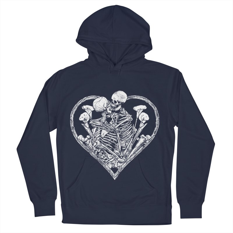 wanna bone? Men's French Terry Pullover Hoody by Sp3ktr's Artist Shop