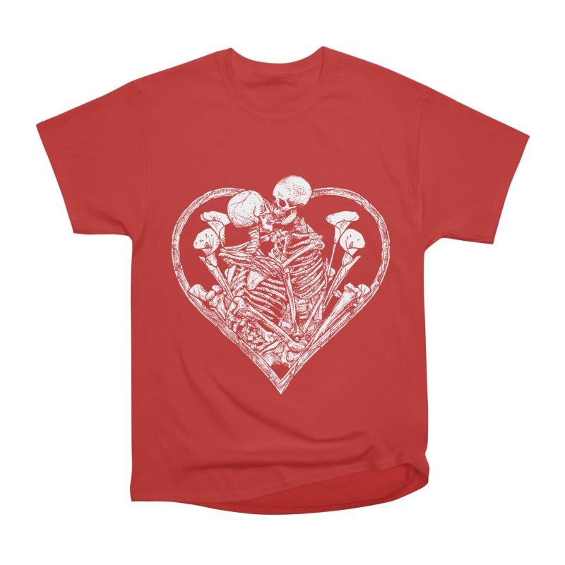 wanna bone? Women's Heavyweight Unisex T-Shirt by Sp3ktr's Artist Shop