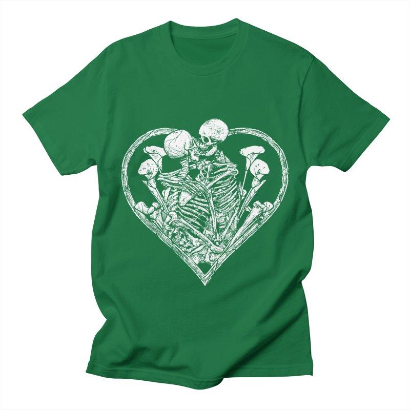 wanna bone? Men's T-Shirt by Sp3ktr's Artist Shop