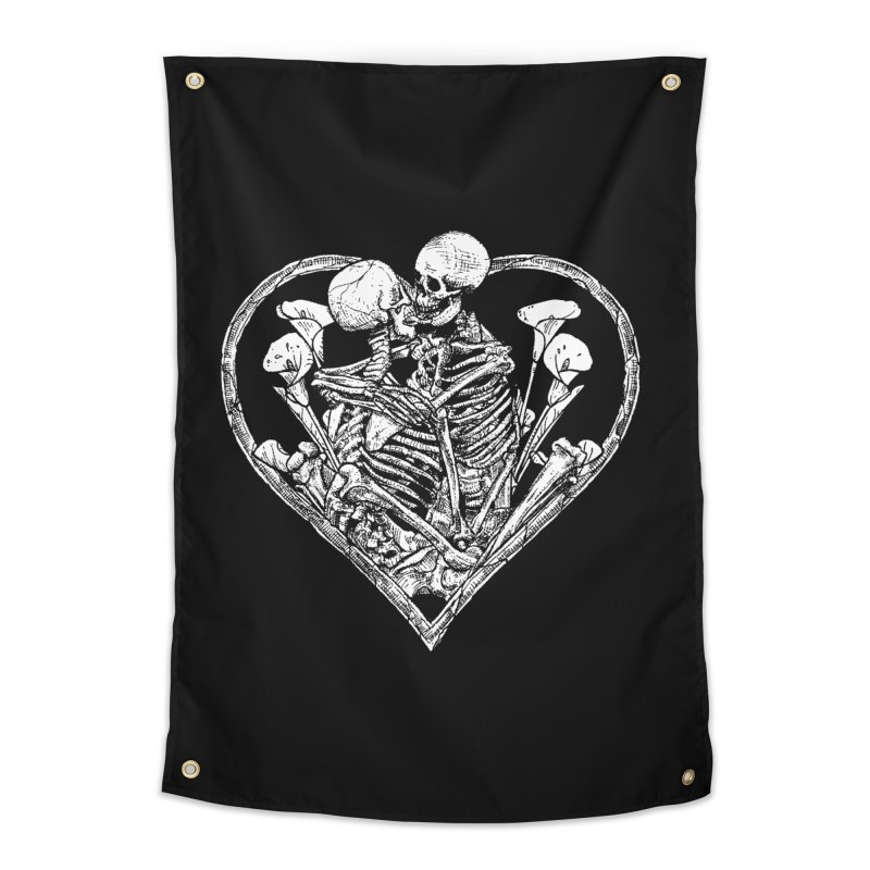 wanna bone? Home Tapestry by sp3ktr's Artist Shop