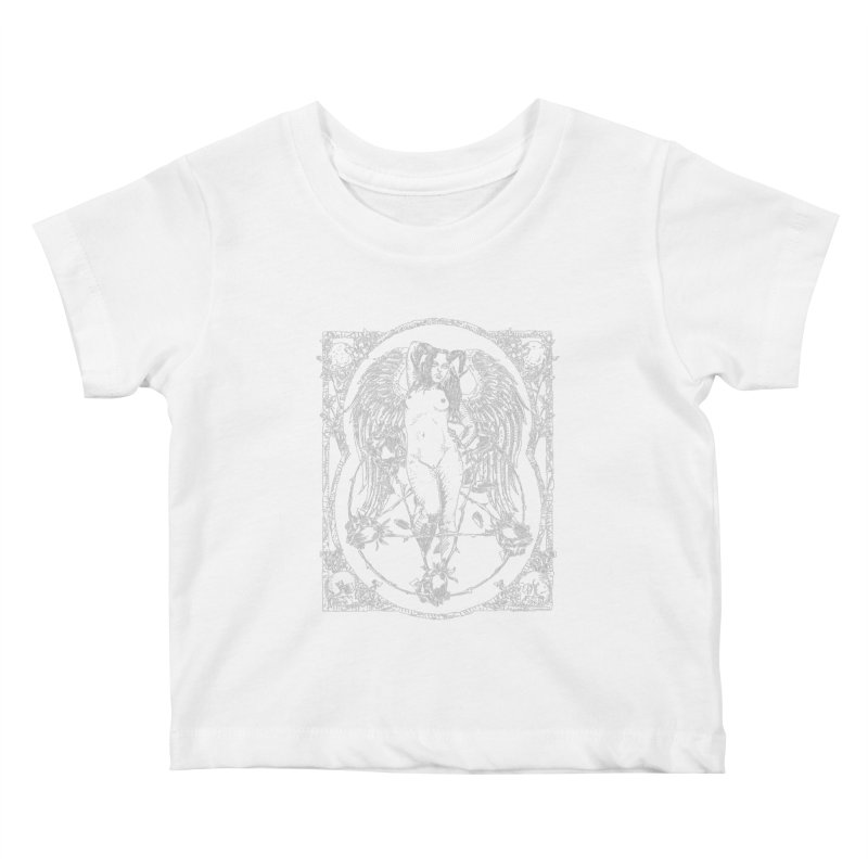 Dynamite and Roses Kids Baby T-Shirt by Sp3ktr's Artist Shop