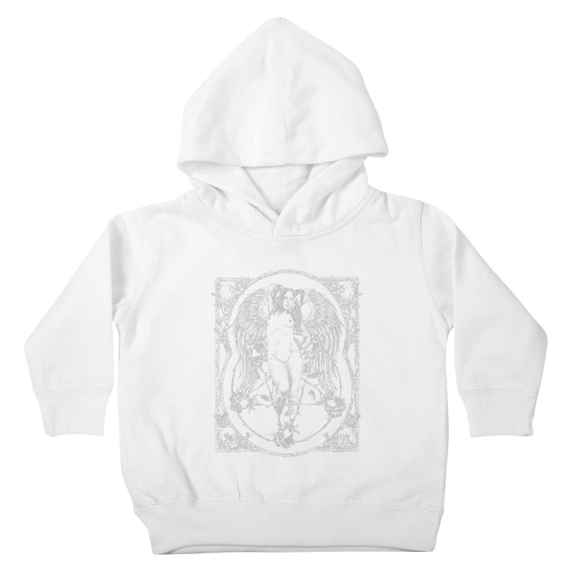Dynamite and Roses Kids Toddler Pullover Hoody by Sp3ktr's Artist Shop