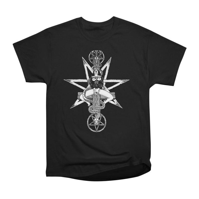 Nun of your business Women's Heavyweight Unisex T-Shirt by sp3ktr's Artist Shop